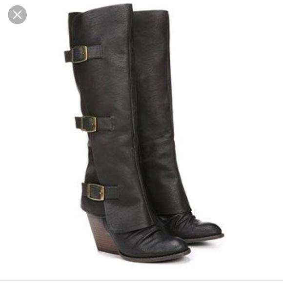 d4c5aebfd627 Fergalicious Shoes - Fergalicious Epic Boot in Black size 9